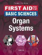 Cover-Bild zu First Aid for the Basic Sciences, Organ Systems von Le, Tao