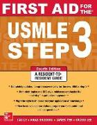 Cover-Bild zu First Aid for the USMLE Step 3 von Le, Tao