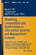 Cover-Bild zu Modelling, Computation and Optimization in Information Systems and Management Sciences (eBook) von Le Thi, Hoai An (Hrsg.)