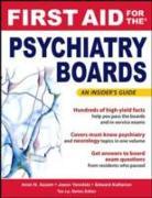 Cover-Bild zu First Aid for the Psychiatry Boards (eBook) von Le, Tao