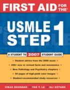 Cover-Bild zu First Aid for the USMLE Step 1 (eBook) von Le, Tao
