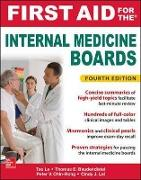 Cover-Bild zu First Aid for the Internal Medicine Boards, Fourth Edition von Le, Tao