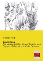 Cover-Bild zu Hegi, Gustav: Alpenflora
