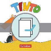 Cover-Bild zu Bülow, Sandra: Tinto 1, Neubearbeitung 2018, 1. Schuljahr, Mein Medienpass, Arbeitsheft Medienkompetenz, 10 Stück im Paket