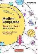 Cover-Bild zu Bülow, Sandra: Medienkompetenz Schritt für Schritt - Grundschule, Band 1, Smartphone, Tablets, Blogs, Coding (2. Auflage), Eine Reise durch die digitale Galaxie, Kopiervorlagen