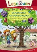 Cover-Bild zu Richert, Katja: Leselöwen 1. Klasse - Ein Gespenst auf dem Schulhof