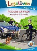 Cover-Bild zu Hanauer, Michaela: Leselöwen 2. Klasse - Polizeigeschichten