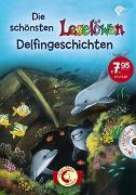 Cover-Bild zu Loewe Erstlesebücher (Hrsg.): Die schönsten Leselöwen-Delfingeschichten