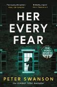 Cover-Bild zu Swanson, Peter: Her Every Fear (eBook)