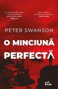 Cover-Bild zu Swanson, Peter: O minciuna perfecta (eBook)