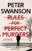 Cover-Bild zu Swanson, Peter: Rules for Perfect Murders (eBook)
