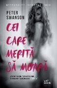 Cover-Bild zu Swanson, Peter: Cei care merita sa moara (eBook)