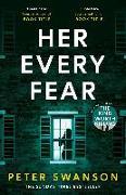 Cover-Bild zu Swanson, Peter: Her Every Fear