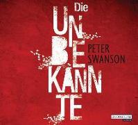 Cover-Bild zu Swanson, Peter: Die Unbekannte