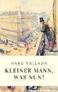Cover-Bild zu Fallada, Hans: Hans Fallada: Kleiner Mann, was nun? (eBook)