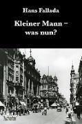 Cover-Bild zu Fallada, Hans: Kleiner Mann was nun? (eBook)