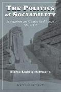 Cover-Bild zu Hoffmann, Stefan-Ludwig: The Politics of Sociability