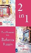 Cover-Bild zu Raisin, Rebecca: Mein zauberhafter Buchladen am Ufer der Seine & Mein wundervoller Antikladen im Schatten des Eiffelturms (eBook)