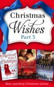 Cover-Bild zu Raisin, Rebecca: Christmas Wishes Part 3 (eBook)