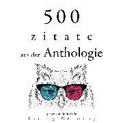 Cover-Bild zu Aurelius, Marcus: 500 Anthologie-Zitate (Audio Download)