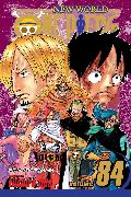 Cover-Bild zu Oda, Eiichiro: One Piece, Vol. 84