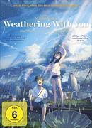 Cover-Bild zu Makoto Shinkai (Reg.): Weathering With You - Das Mädchen, das die Sonne berührte