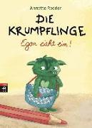 Cover-Bild zu Roeder, Annette: Die Krumpflinge - Egon zieht ein!