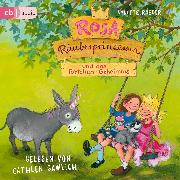 Cover-Bild zu Roeder, Annette: Rosa Räuberprinzessin und das Törtchen-Geheimnis (Audio Download)