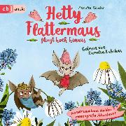 Cover-Bild zu Roeder, Annette: Hetty Flattermaus fliegt hoch hinaus (Audio Download)