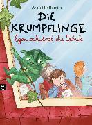 Cover-Bild zu Roeder, Annette: Die Krumpflinge - Egon schwänzt die Schule (eBook)