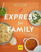 Cover-Bild zu Cramm, Dagmar von: Express for Family (eBook)