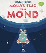Cover-Bild zu Beedie, Duncan: Mollys Flug zum Mond