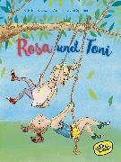 Cover-Bild zu Kreuzer, Kristina: Rosa und Toni (Bd.1) (eBook)