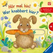 Cover-Bild zu Grimm, Sandra: Hör mal hin! Wer knabbert hier?