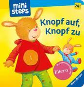 Cover-Bild zu Grimm, Sandra: Knopf auf, Knopf zu
