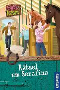 Cover-Bild zu Benzing, Anna: Kati und Azuro, 4, Rätsel um Serafina