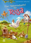 Cover-Bild zu Ackermann, Anja: Eine Hühnerschaukel für Rosa