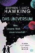 Cover-Bild zu Hawking, Lucy: Das Universum - Was unsere Welt zusammenhält (eBook)
