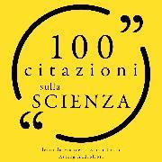 Cover-Bild zu Whitman, Walt: 100 Citazioni sulla scienza (Audio Download)