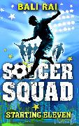 Cover-Bild zu Rai, Bali: Soccer Squad: Starting Eleven (eBook)