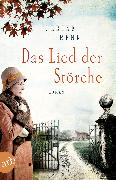 Cover-Bild zu Renk, Ulrike: Das Lied der Störche (eBook)
