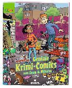 Cover-Bild zu Rometsch, Ina: GEOlino Wadenbeißer - Geniale Krimi-Comics Band 8