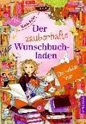 Cover-Bild zu Frixe, Katja: Der zauberhafte Wunschbuchladen 4