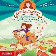 Cover-Bild zu Frixe, Katja: Simsalahicks! Die freche Hexe und die verschwundene Freundin (Audio Download)