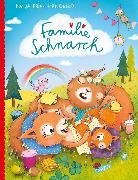 Cover-Bild zu Frixe, Katja: Familie Schnarch (eBook)