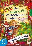 Cover-Bild zu Frixe, Katja: Der zauberhafte Wunschbuchladen 5 (eBook)