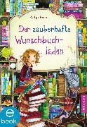 Cover-Bild zu Frixe, Katja: Der zauberhafte Wunschbuchladen 1 (eBook)