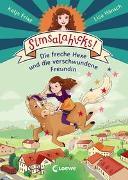 Cover-Bild zu Frixe, Katja: Simsalahicks! Die freche Hexe und die verschwundene Freundin