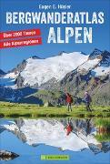 Cover-Bild zu Hüsler, Eugen E.: Bergwanderatlas Alpen