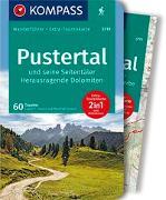 Cover-Bild zu Hüsler, Eugen E.: KOMPASS Wanderführer Pustertal und seine Seitentäler, Herausragende Dolomiten. 1:60'000